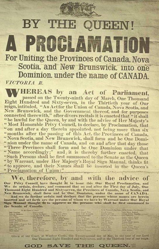 Happy Dominion Day Canada - Conservative News & Right Wing ...