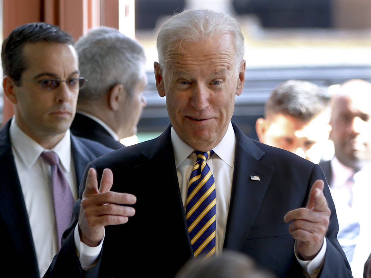 Former Joe Biden Secret Service Agent: We Had to Protect Women From Him,  'Weinstein Level Stuff' - Conservative News & Right Wing News | Gun Laws &  Rights News Site