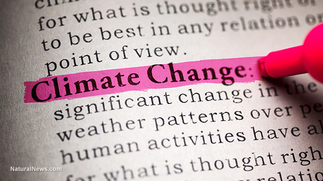 climate-change-highlight-dictionary - Conservative News & Right Wing