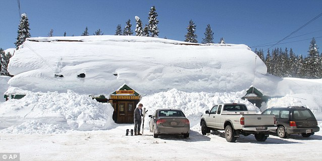 California Snow Resorts Suffering From Global Warming