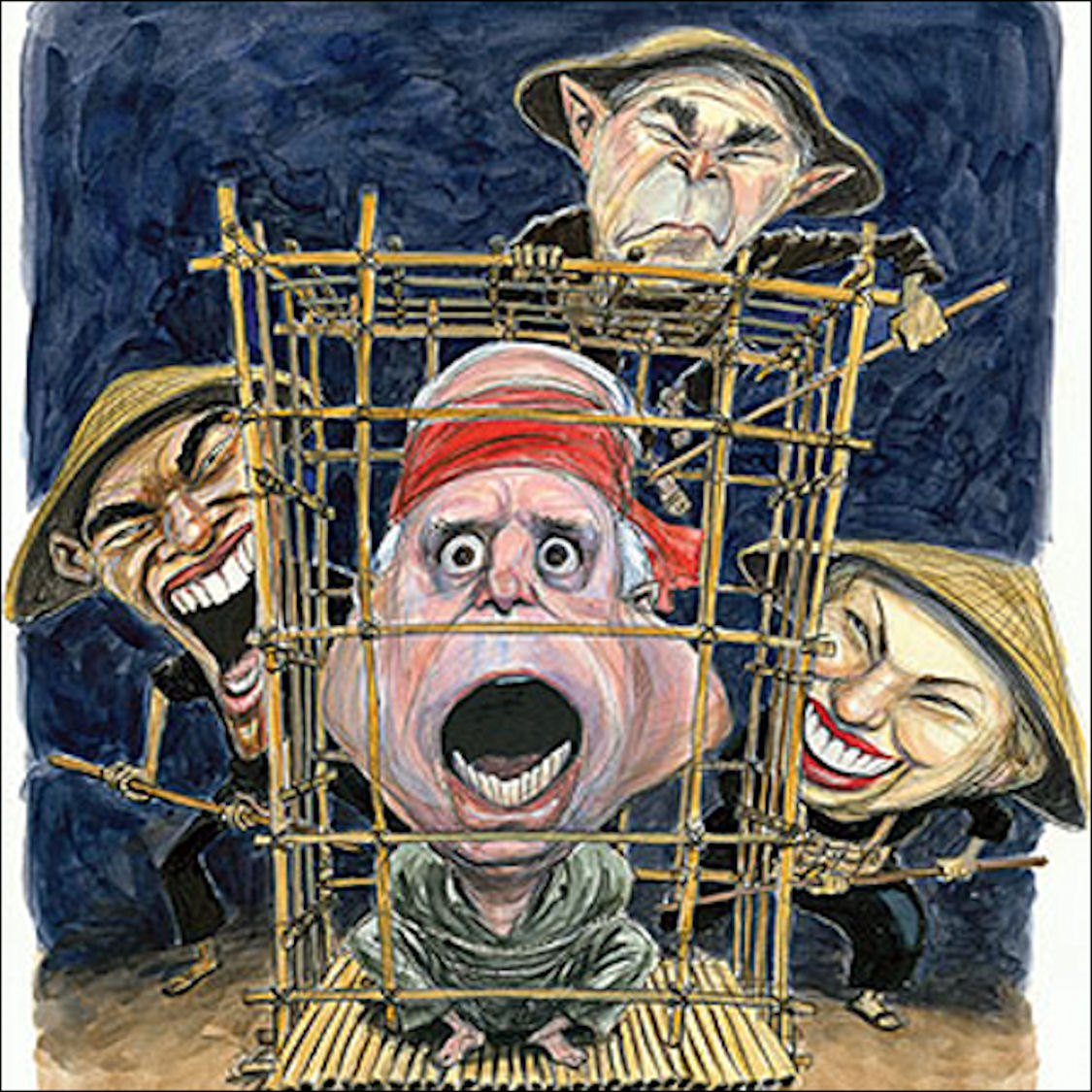 Image result for john mccain prisoner images