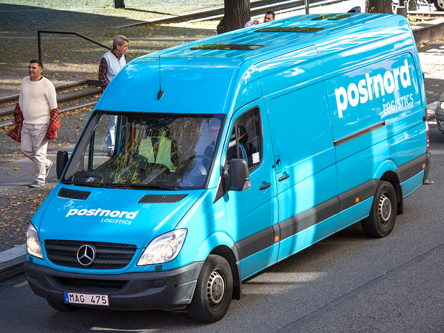 Swedish Mail Delivery Suspended In No Go Zone After