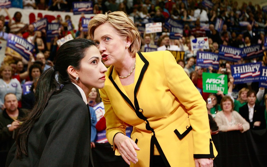 hillary clinton aides threatened prime minister audit