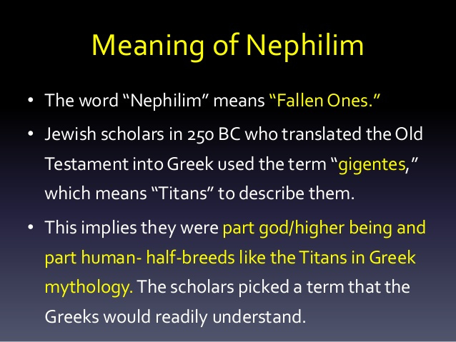 Watchers/ Nephilim - Conservative News & Right Wing News