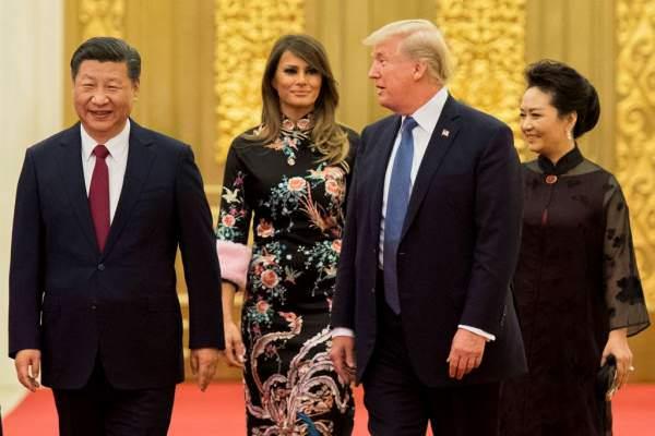 d4ef4b611 full story at  http://www.thegatewaypundit.com/2017/11/eyes-jaw-dropping-gorgeous-melania- trump-china-photos/