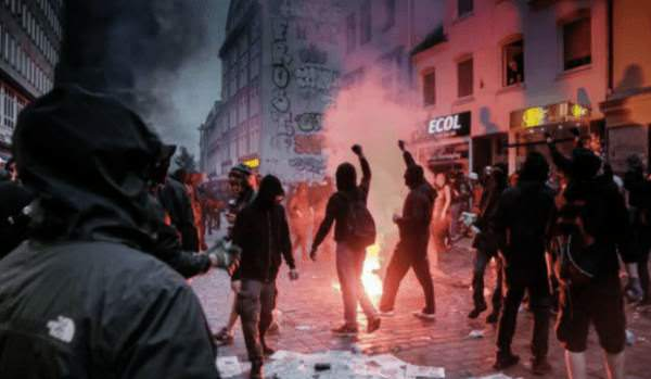 "Image result for ""There Will Be Blood"" – Antifa Leftists in Germany Publish Assassination Instructions as Part of 2019 Election Strategy"